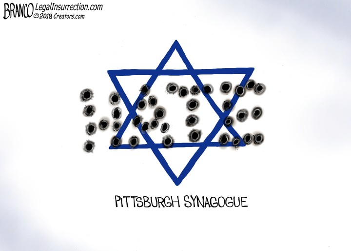 A massacre in Pittsburgh and the 'hardening' of Jewish America
