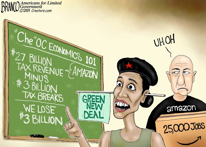 A.F. Branco for Feb 19, 2019