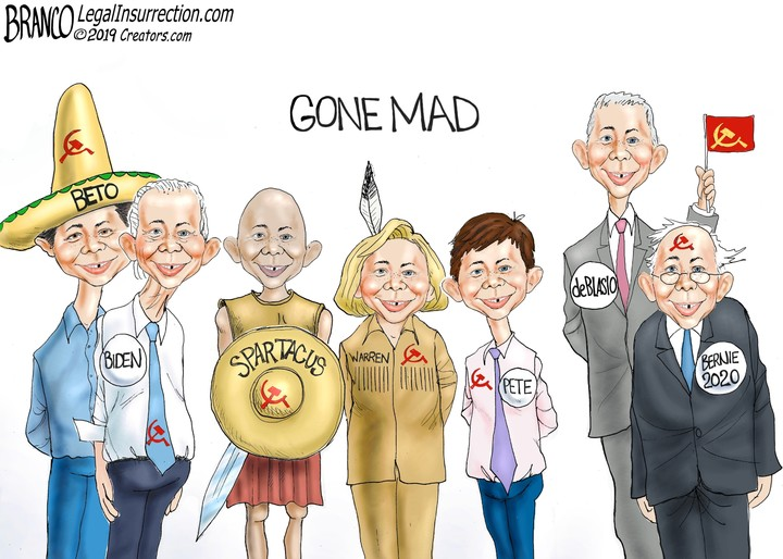 A.F. Branco for May 23, 2019