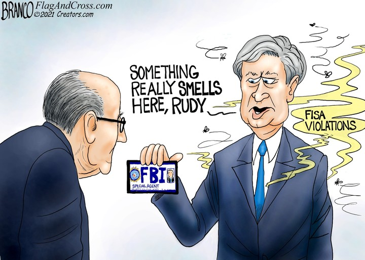 A.F. Branco for May 05, 2021