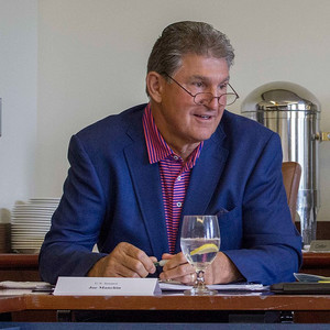 An Open Letter to Sen. Joe Manchin: How One Brave Man Can Save America and Change the Course of History