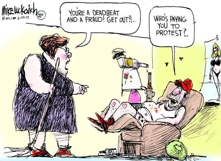 Mike Luckovich for Feb 23, 2017