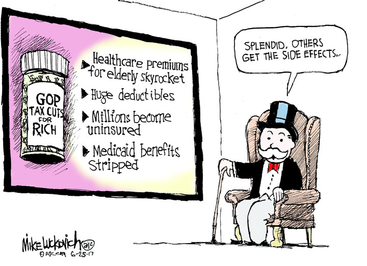 Mike Luckovich for Jun 25, 2017