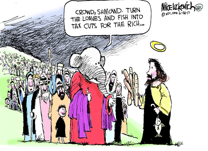 Mike Luckovich for Jun 28, 2017