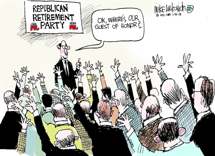 Mike Luckovich for Jan 14, 2018