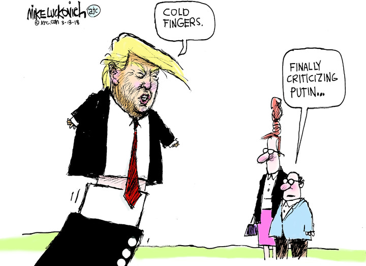 Mike Luckovich for Mar 13, 2018