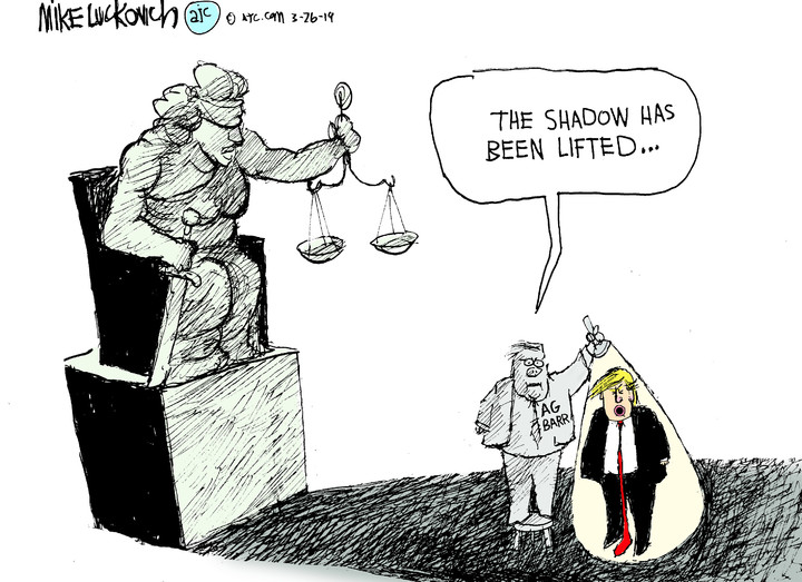 Mike Luckovich for Mar 26, 2019