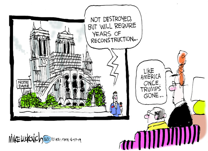 Mike Luckovich for Apr 17, 2019