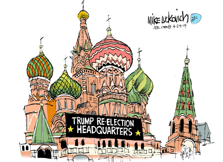 Mike Luckovich for Apr 25, 2019