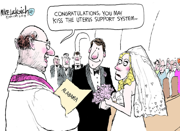 Mike Luckovich for May 16, 2019
