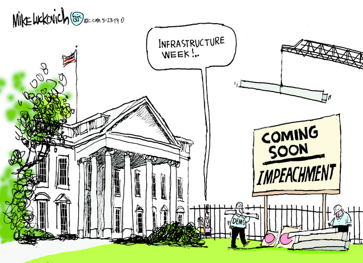 Mike Luckovich for May 23, 2019