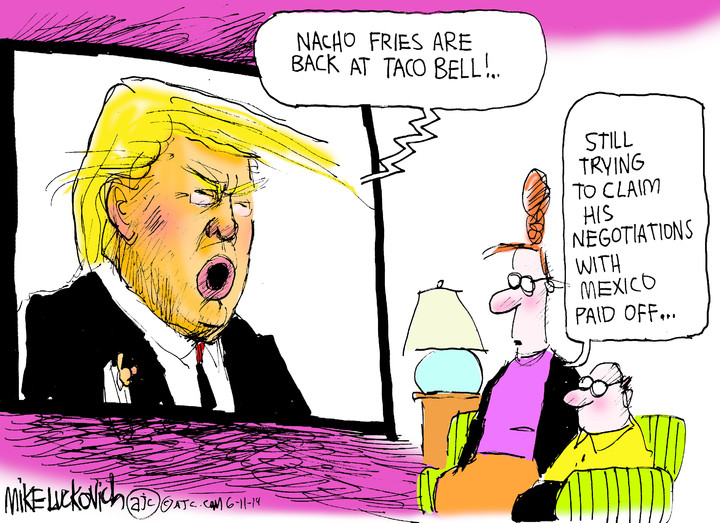 Mike Luckovich for Jun 11, 2019