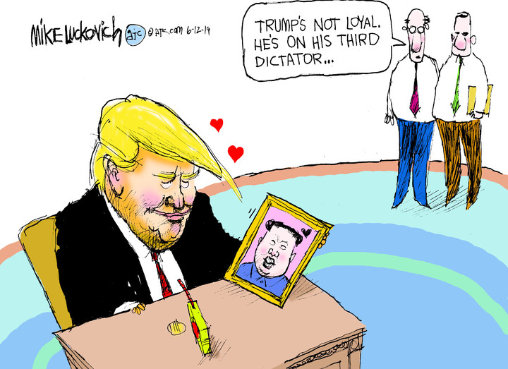 Mike Luckovich for Jun 12, 2019