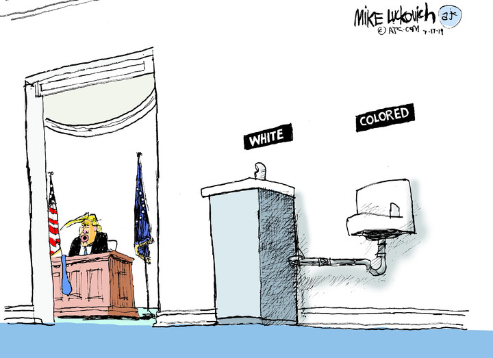 Mike Luckovich for Jul 17, 2019