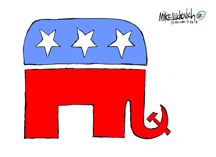 Mike Luckovich for Jul 28, 2019