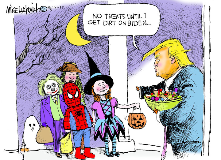 Mike Luckovich for Oct 09, 2019