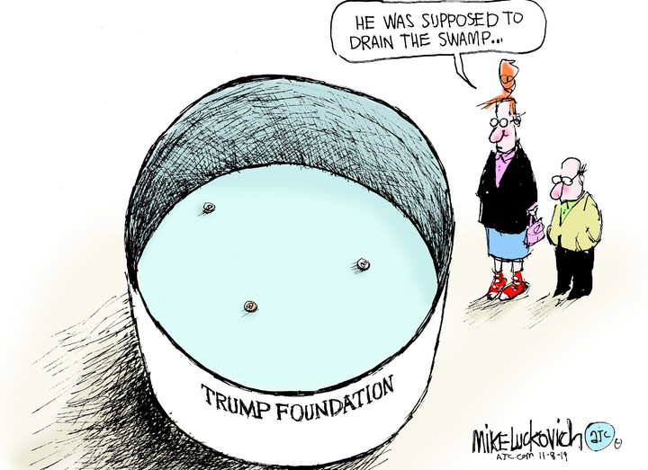 Mike Luckovich for Nov 08, 2019