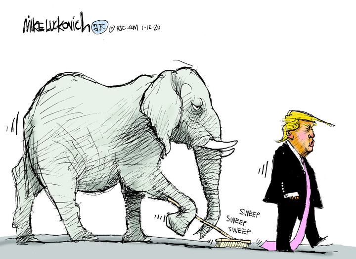 Mike Luckovich for Jan 12, 2020