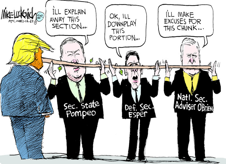 Mike Luckovich for Jan 14, 2020