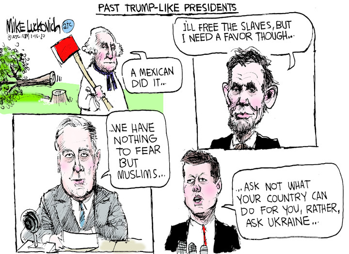 Mike Luckovich for Jan 15, 2020