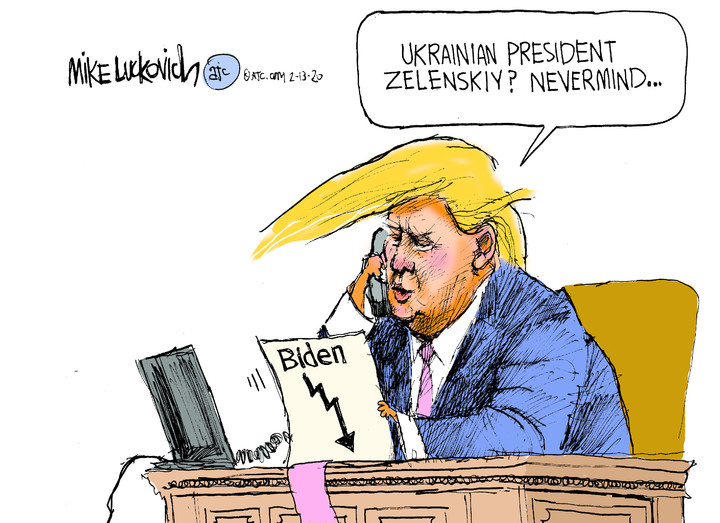 Mike Luckovich for Feb 13, 2020