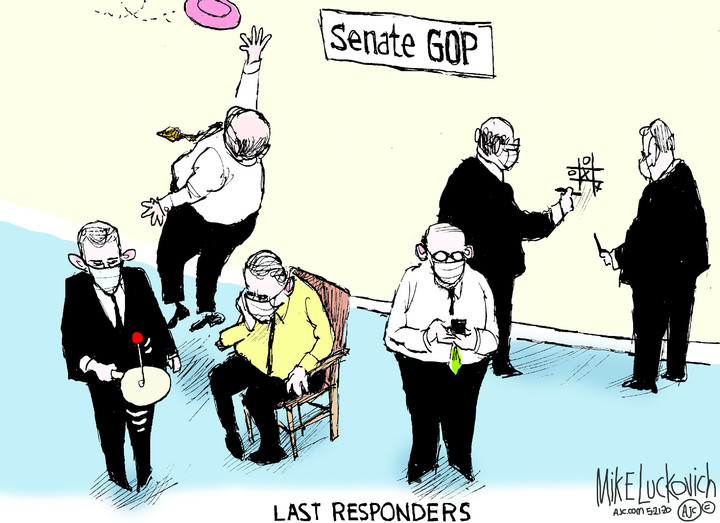 Mike Luckovich for May 21, 2020