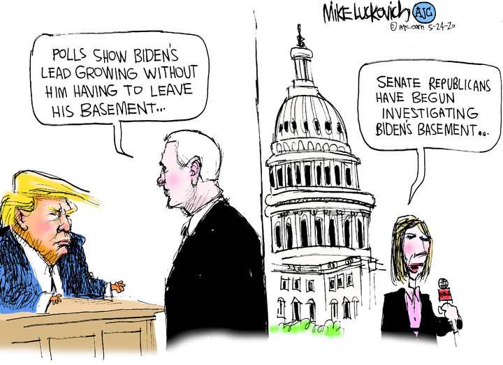 Mike Luckovich for May 24, 2020