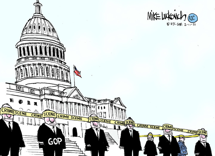 Mike Luckovich for Feb 11, 2021