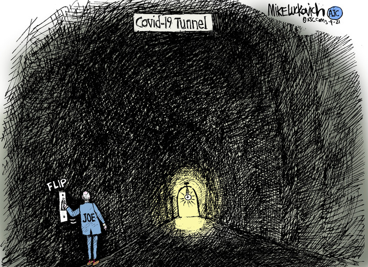 Mike Luckovich for Mar 09, 2021