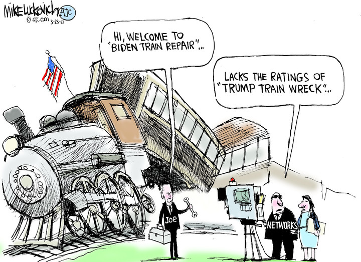 Mike Luckovich for Mar 23, 2021