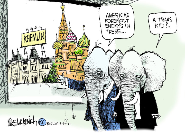 Mike Luckovich for Apr 14, 2021