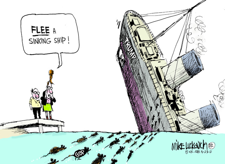 Mike Luckovich for Apr 23, 2021
