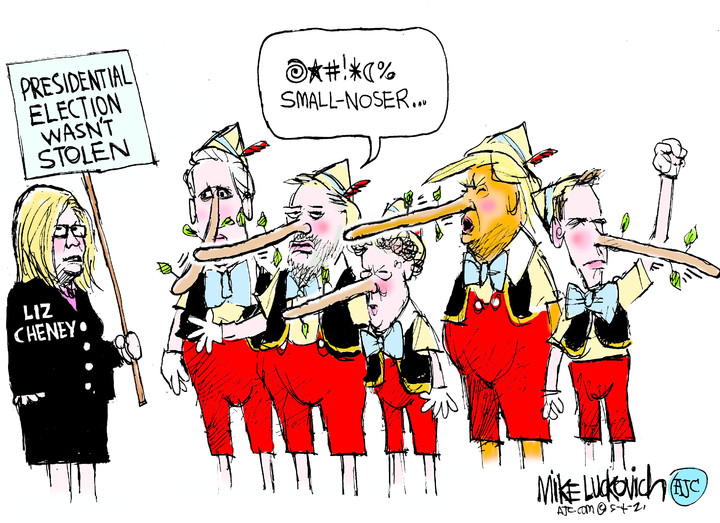 Mike Luckovich for May 04, 2021