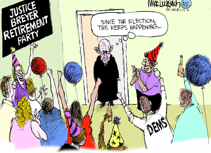 Mike Luckovich for May 12, 2021