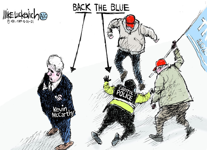 Mike Luckovich for May 21, 2021