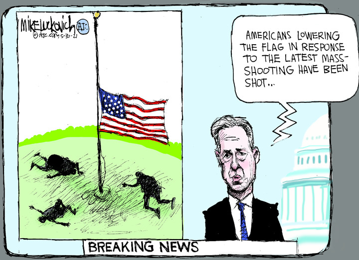 Mike Luckovich for May 30, 2021