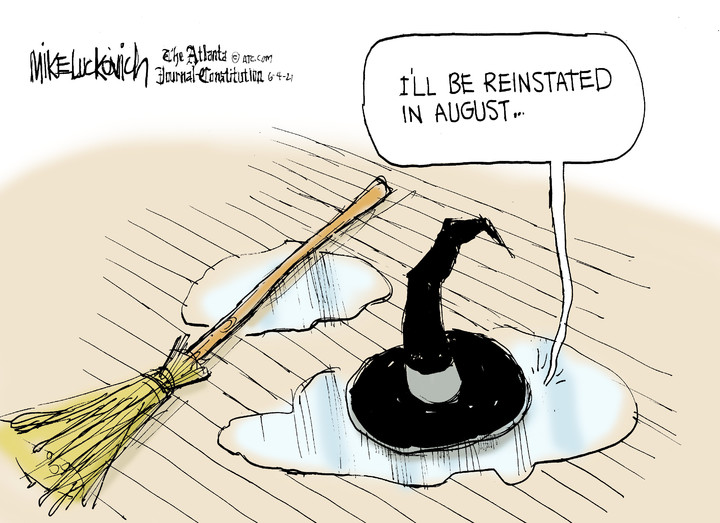 Mike Luckovich for Jun 04, 2021