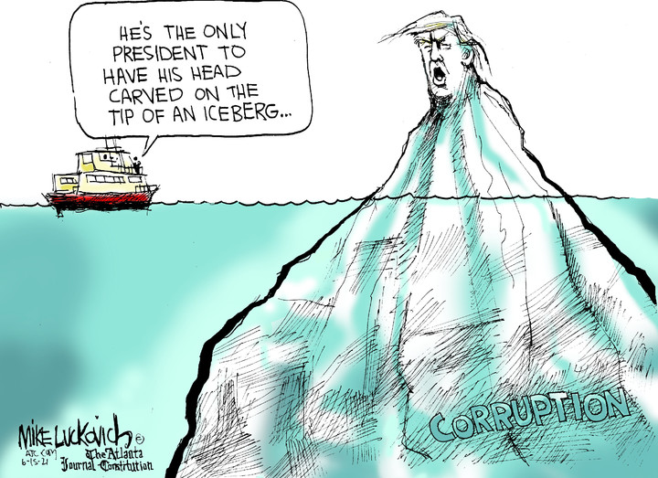 Mike Luckovich for Jun 15, 2021