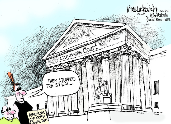 Mike Luckovich for Jun 20, 2021