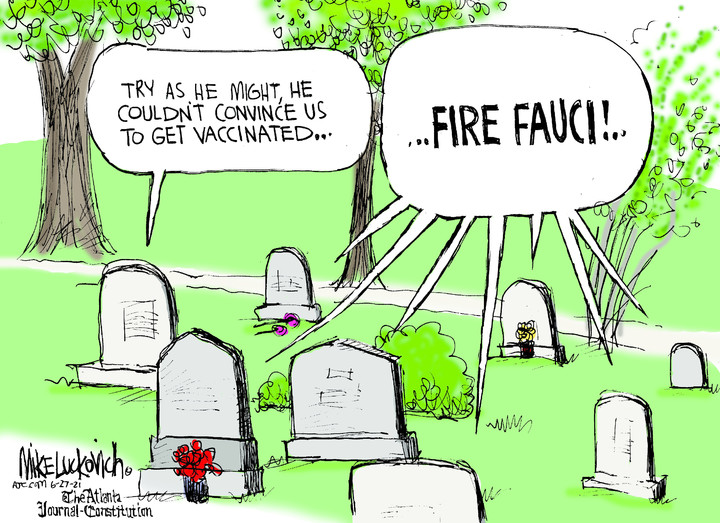 Mike Luckovich for Jun 27, 2021