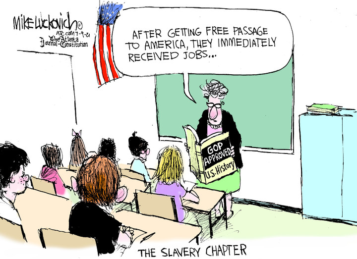 Mike Luckovich for Jul 09, 2021