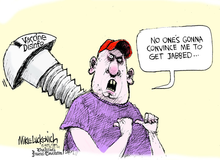 Mike Luckovich for Jul 15, 2021