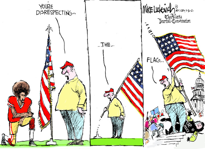 Mike Luckovich for Jul 30, 2021