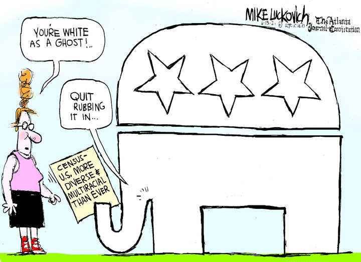 Mike Luckovich for Aug 15, 2021