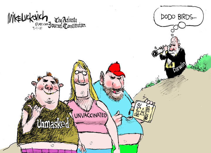 Mike Luckovich for Sep 01, 2021