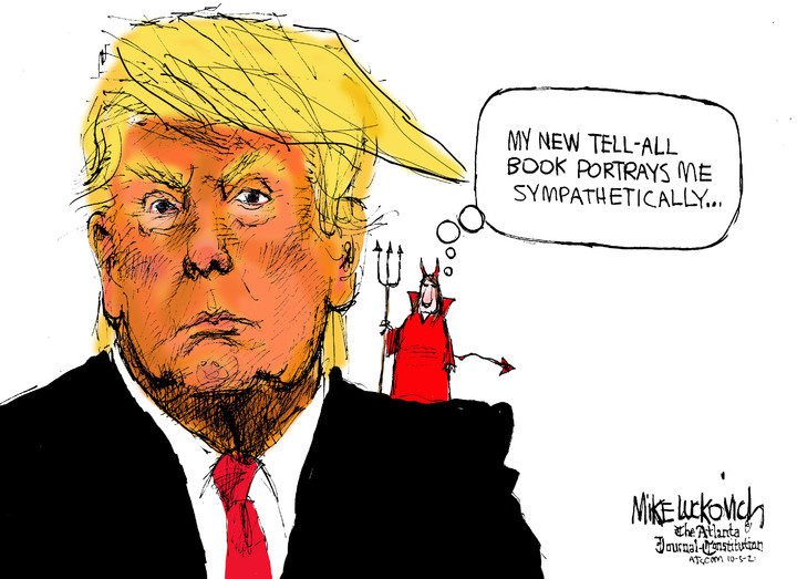 Mike Luckovich for Oct 05, 2021