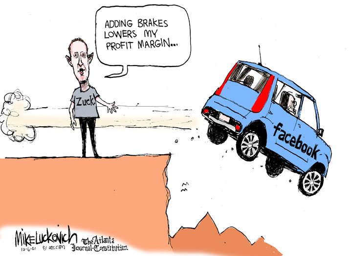 Mike Luckovich for Oct 06, 2021