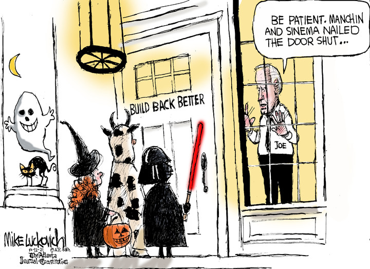 Mike Luckovich for Oct 12, 2021