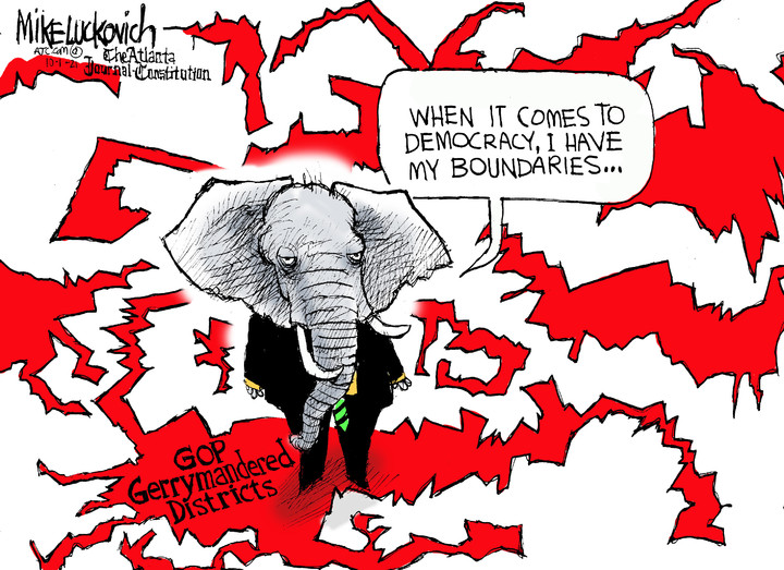 Mike Luckovich for Oct 15, 2021
