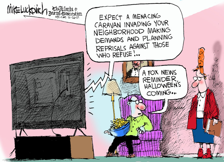 Mike Luckovich for Oct 26, 2021